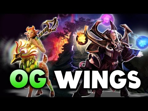 OG vs WINGS - GRAND FINAL - The Summit 5 Dota 2