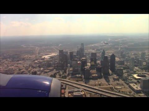 Southwest Airlines Full Flight: Kansas City-Dallas Love Field