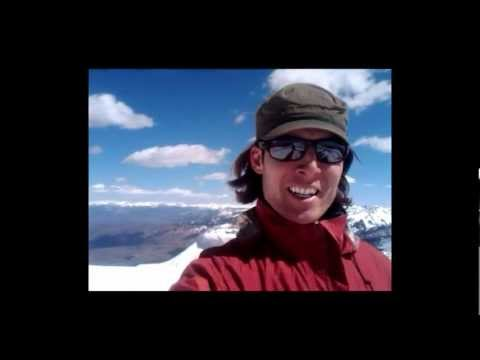 Mt Sopris Summit Colorado Video Great Views Carbondale Spring 2012