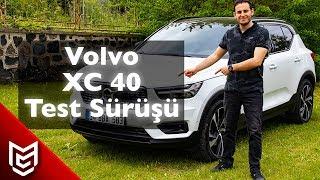 Volvo XC40 Test Sürüşü 🚗 - Mert Gündoğdu 2019