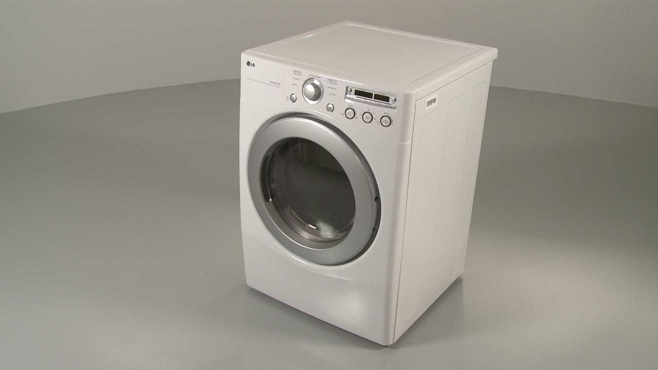 Lg Electric Dryer Disassembly Youtube