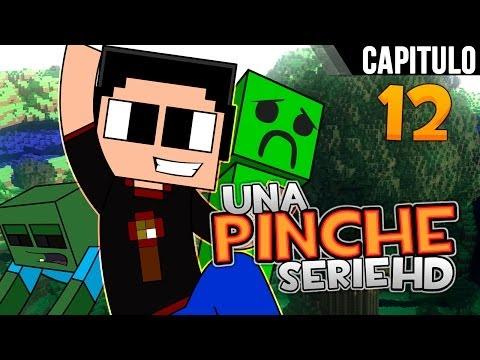 Minecraft: Una Pinche Serie HD Ep. 12 I Granja de Iron el Inicio I