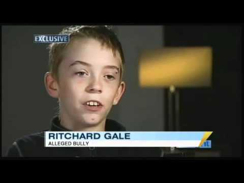 Richard Gale, Australian Boy Gets Body Slammed, Why?