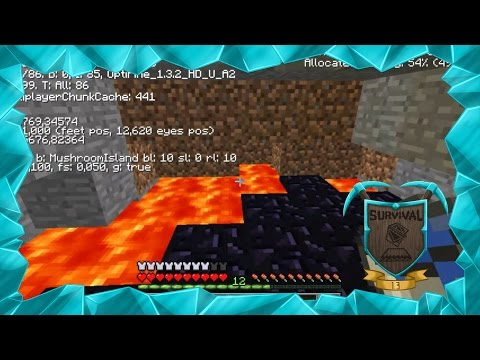Survival 1.3 Ep35. Burning slimes