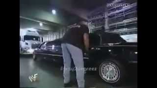 The Undertaker Biker Era - Waiting in parking lot to face HHH
