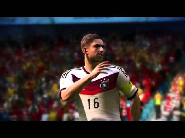 EA SPORTS Fussball Weltmeisterschaft 2014 Brasilien | Gameplay Trailer [HD]