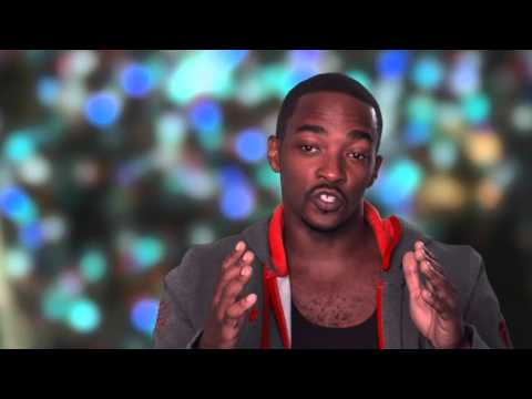 "The Night Before: Anthony Mackie ""Chris"" Behind The Scenes Movie Interview"