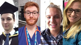 video: 'I just want to be back': NHS workers stranded in New Zealand desperate to get home