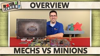 Mechs vs. Minions (League Of Legends Board Game) - Preview