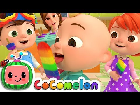 Colors Song - Learn Colors | CoCoMelon(ABCkidTV) Nursery Rhymes
