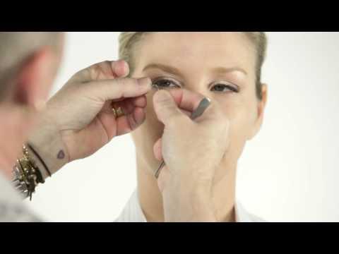 Charlize Theron Red Carpet Look Makeup Tutorial Video with Robert Jones