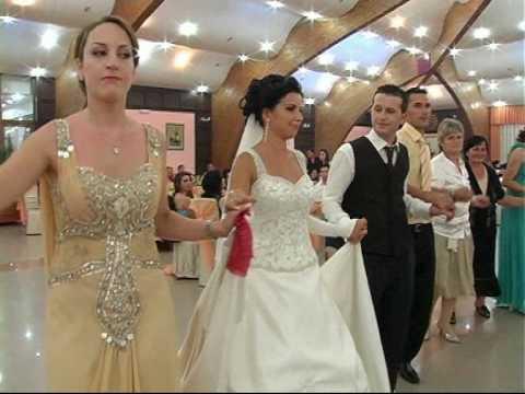 Martesa e Kristines & Jetonit