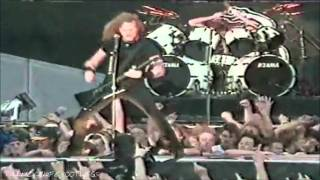 Metallica - Of Wolf And Man [Live Basel 1993] HD
