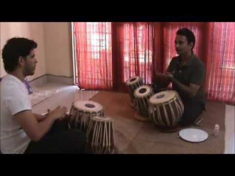 Tabla Lesson - Beginner - Teentaal video