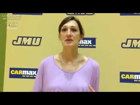 2015 JMU Volleyball - Florida Postgame Interviews - 8/29/15