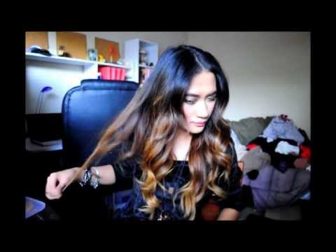 Perfect Loose Waves Hair Tutorial (Lauren Conrad curls)