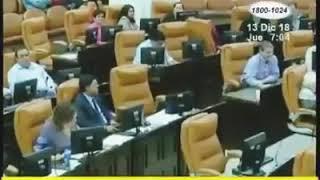 Wilfredo acusa al PLC de cómplices de las ONG terrorista