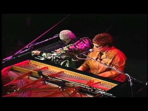 Ray Charles & Diane Schuur - It Had To Be You (LIVE) HD