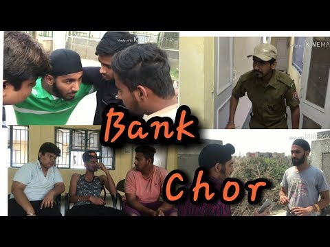 BANK CHOR || EPISODE 1 || THE ENTERTAINMENT SHOW ||