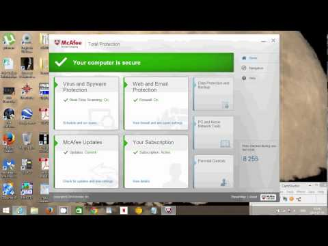 Windows 8.1 Mcafee total protection antivirus review for Windows 8