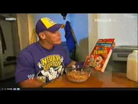 Wwe Superstar John Cena's Theme Song video
