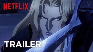 Castlevania - Temporada 2   Tráiler oficial [HD]   Netflix