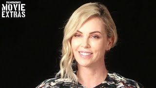Charlize Theron On-Set Interview (FilmIsNow)