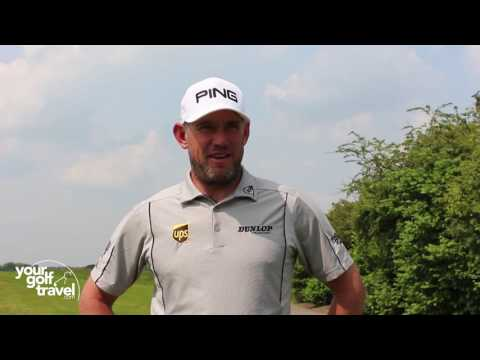 Lee Westwood Interview - All About The Open Championship