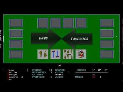 Gameplay 6 - Juego de Mus