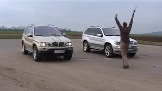 BMW X5 4.4i VS BMW X5 3.0D NEW