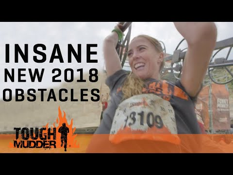 NEW OBSTACLES REVEALED: Tough Mudder 2018 | Tough Mudder