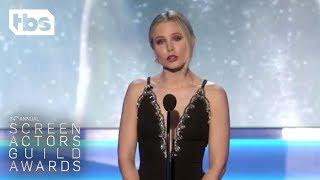 Download Lagu Kristen Bell: Opening Monologue | 24th Annual SAG Awards | TBS Gratis STAFABAND