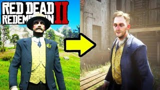 """WHERE IS GAVIN"" MYSTERY FOUND in Red Dead Redemption 2? RDR2 Easter Egg Gavin Solved?"
