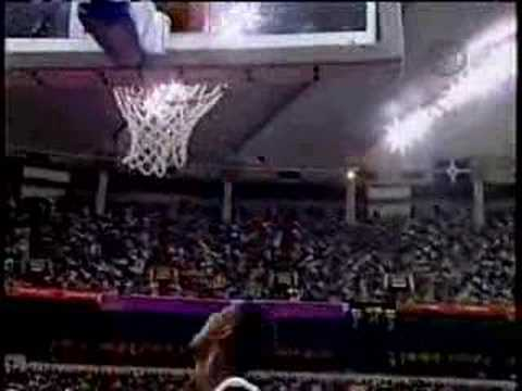 MSU Michigan State Spartans Basketball 2000 National Champs Video
