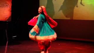 یک قدم پیش, یک قدم پس .....رقص زیبای افغانی