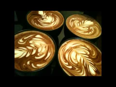 Barista Academy Hong Kong - Coffee Art by EL