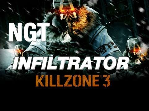 Killzone 3 Beta. The Infiltrator