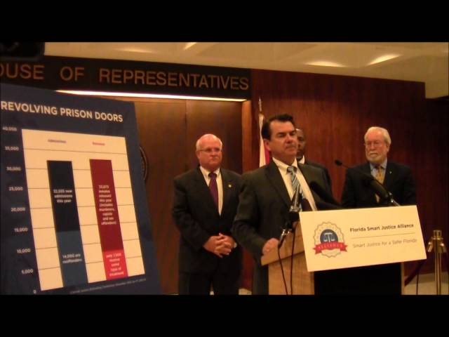 Florida Lawmakers Unveil New Criminal Justice Reform Plan