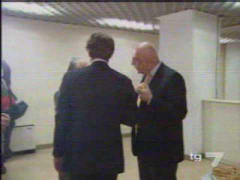 Franco Sensi VS Adriano Galliani