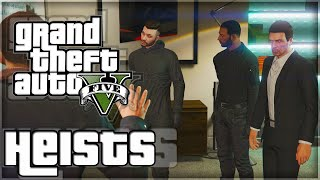 SIDEMEN HEISTS #1 | GTA 5 Funny Moments (GTA 5 Online Heists)
