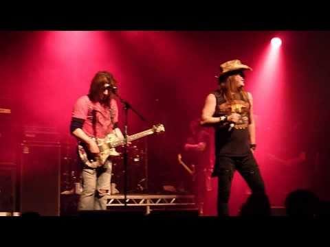 Skid Row - Piece of Me (Live - Hard Rock Hell, Prestatyn, Dec 2010) [HD]