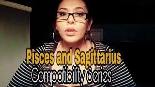 Pisces and Sagittarius Compatibility