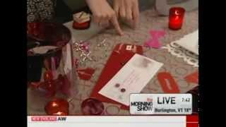 Bryan Rafanelli On Necn - Celebrate Valentine's At Home