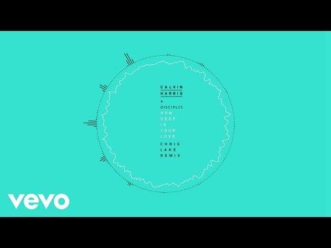 download lagu Calvin Harris & Disciples - How Deep Is Your Love Chris Lake Remix gratis