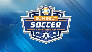 2018 Sun Belt Men Soccer Championship Semifinal: (4) Coastal Carolina vs (1) Georgia State
