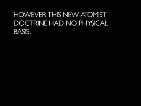 Democritus And Atomic Theory Music Videos