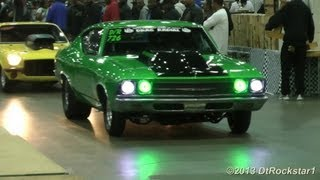 Incredible Parade of Muscle Cars! Part 3