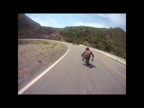 longboard downhill ARGENTINA