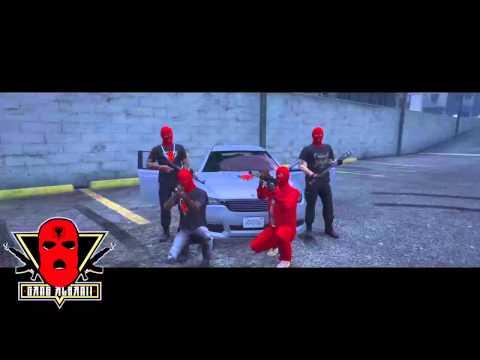 GANG ALBANII GTA 5 - NAPAD NA BANK