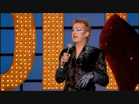 Julian Clary - Jack Dee Live at the Apollo Prt 1 of 3 Video